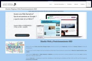 Diseño Web ELEMENTOR CROCOBLOCK oferta Dénia Jávea Marinaalta