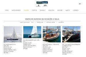 Posicionamiento Web Seo Denia Calp Jávea Nauticas Charter