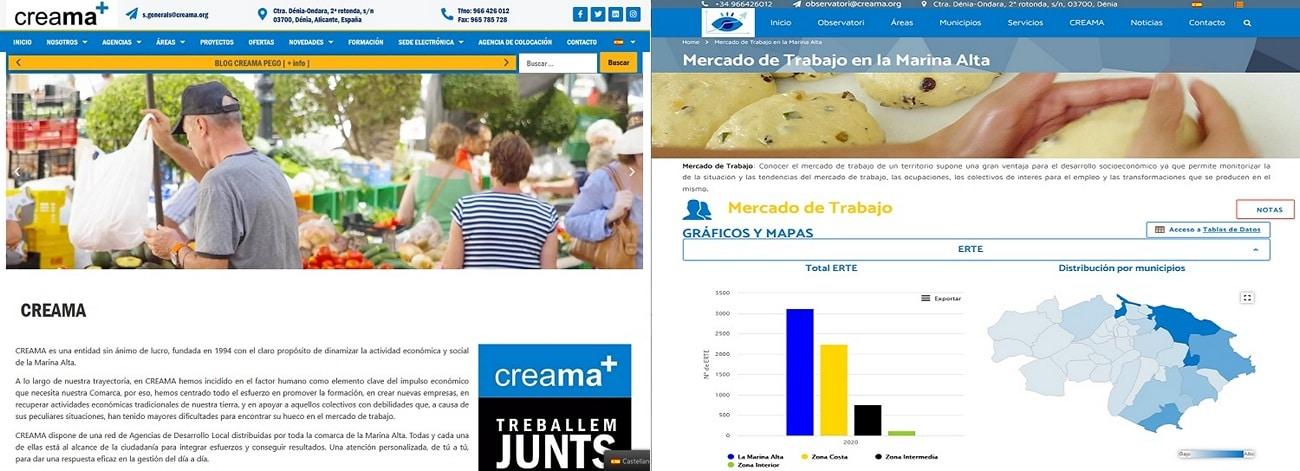 Diseño Páginas Web Posicionamiento SEO Elementor CrocoBlock Dénia