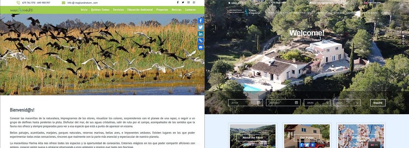 Noticias Diseño Páginas Web Posicionamiento SEO Javea Denia