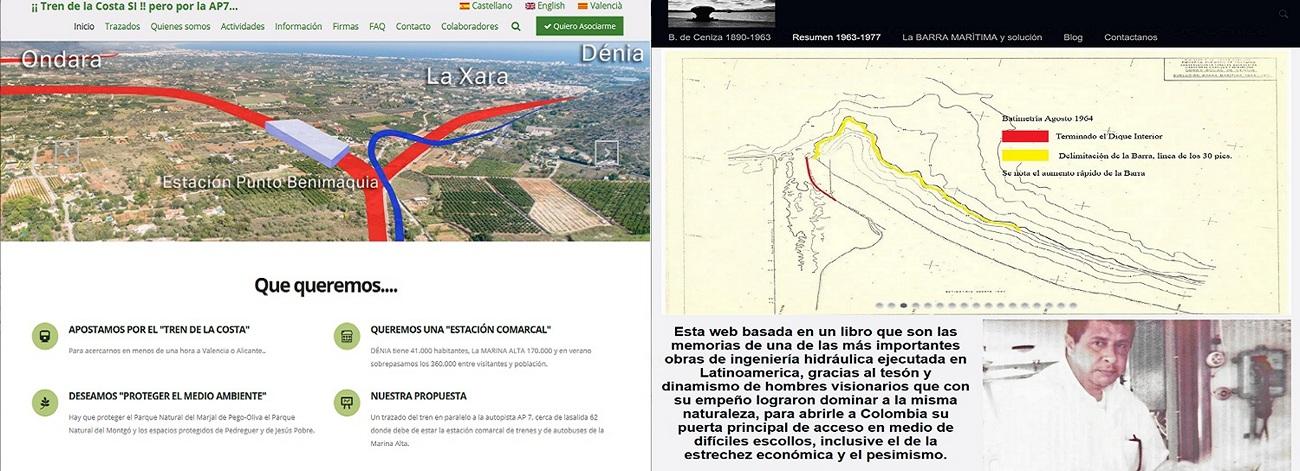 Diseño páginas web Posicionamiento SEO Dénia Calp Pego MarinaAlta