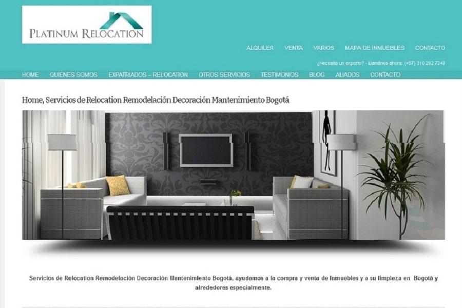Diseño Web Relocation Dénia Javea Calp Pego
